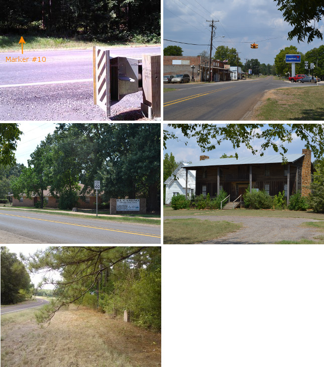 Camino Real Apartments: The Old San Antonio Road In East Nacogdoches County
