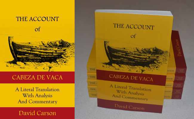 The Account of Cabeza de Vaca